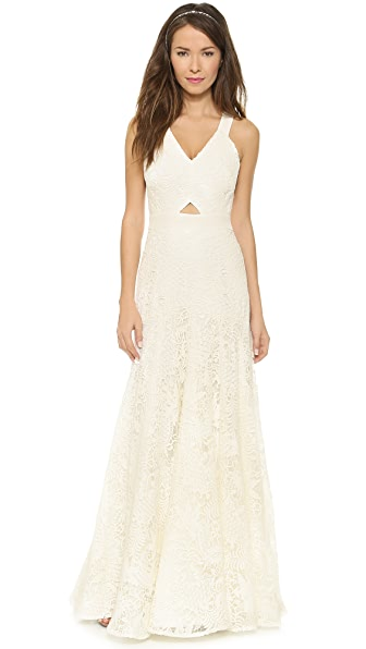 Rebecca Taylor Lace Gown