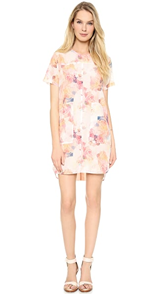 Rebecca Taylor Enchanted Gardens Voile Dress