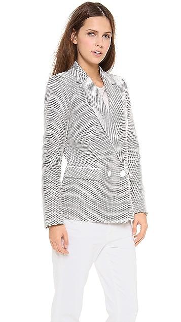 Rebecca Taylor Honeycomb Jacket