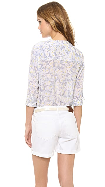 Rebecca Taylor Dream Flower Top