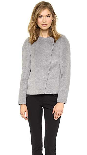 Rebecca Taylor Melton Short Coat