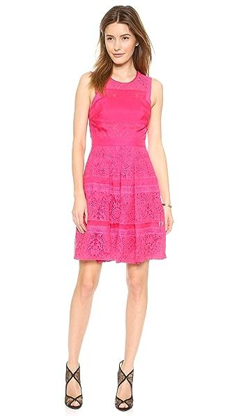 Rebecca Taylor Lace Dress