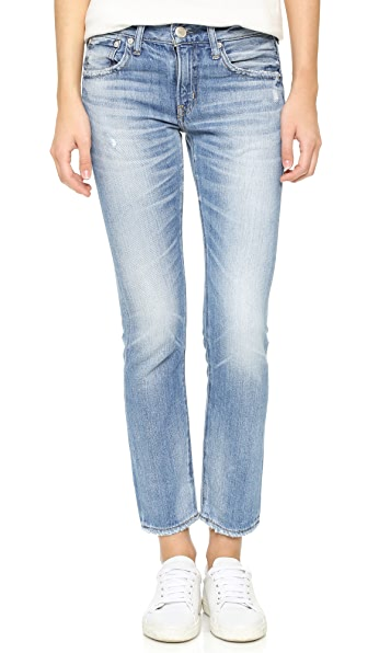 RED CARD 25th Anniversary Selvedge Boyfriend Jeans
