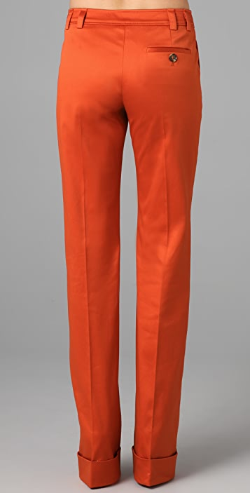 RED Valentino Wide Leg Pants