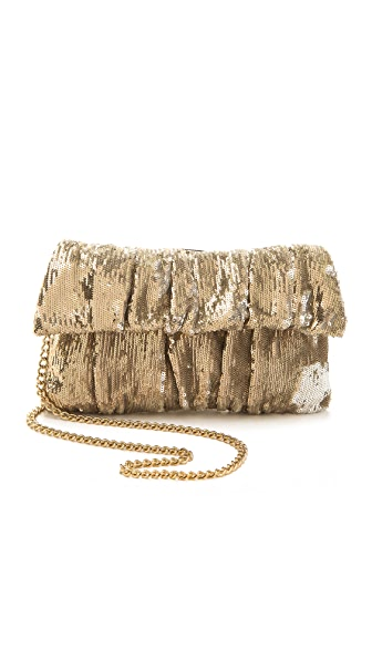 RED Valentino Sequined Shoulder Bag