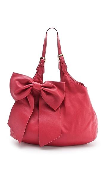 RED Valentino Bow Shoulder Bag