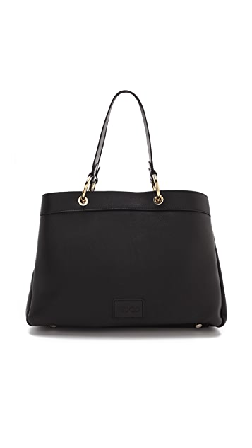 RED Valentino Bow Structured Tote