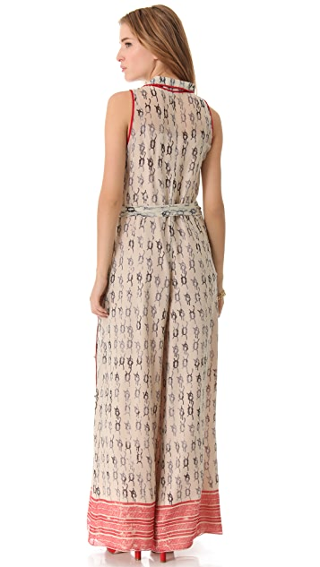 RED Valentino Nautical Knots Jumpsuit