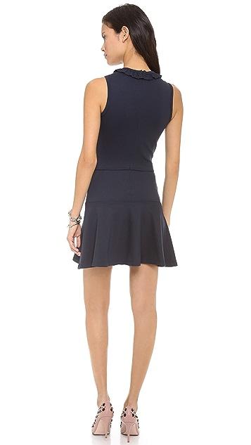RED Valentino Jersey Interlock Dress