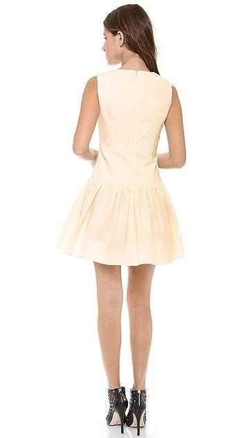 RED Valentino Dropwaist Dress
