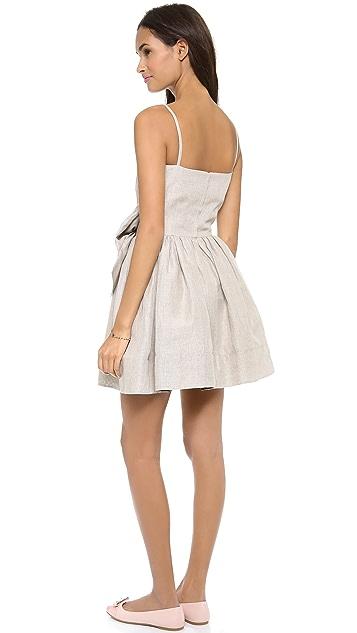 RED Valentino Light Linen Dress