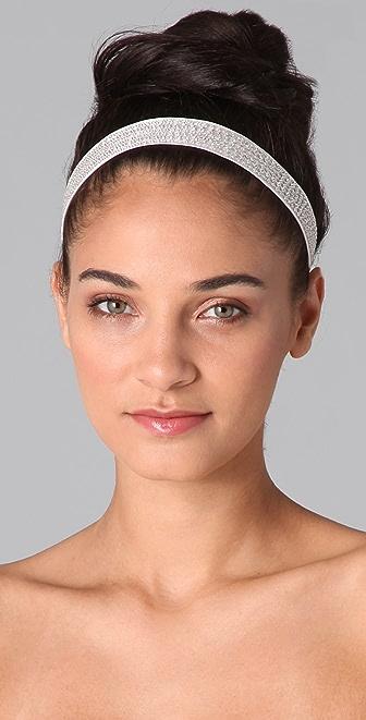 Reem Acra Crystal Headband / Belt