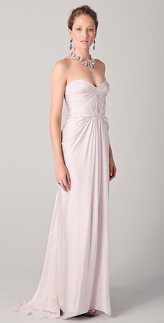Reem Acra Goddess Gown