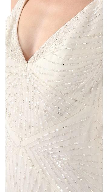 Reem Acra Angelica Gown