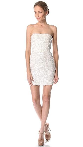 Reem Acra Mini Glamour Dress
