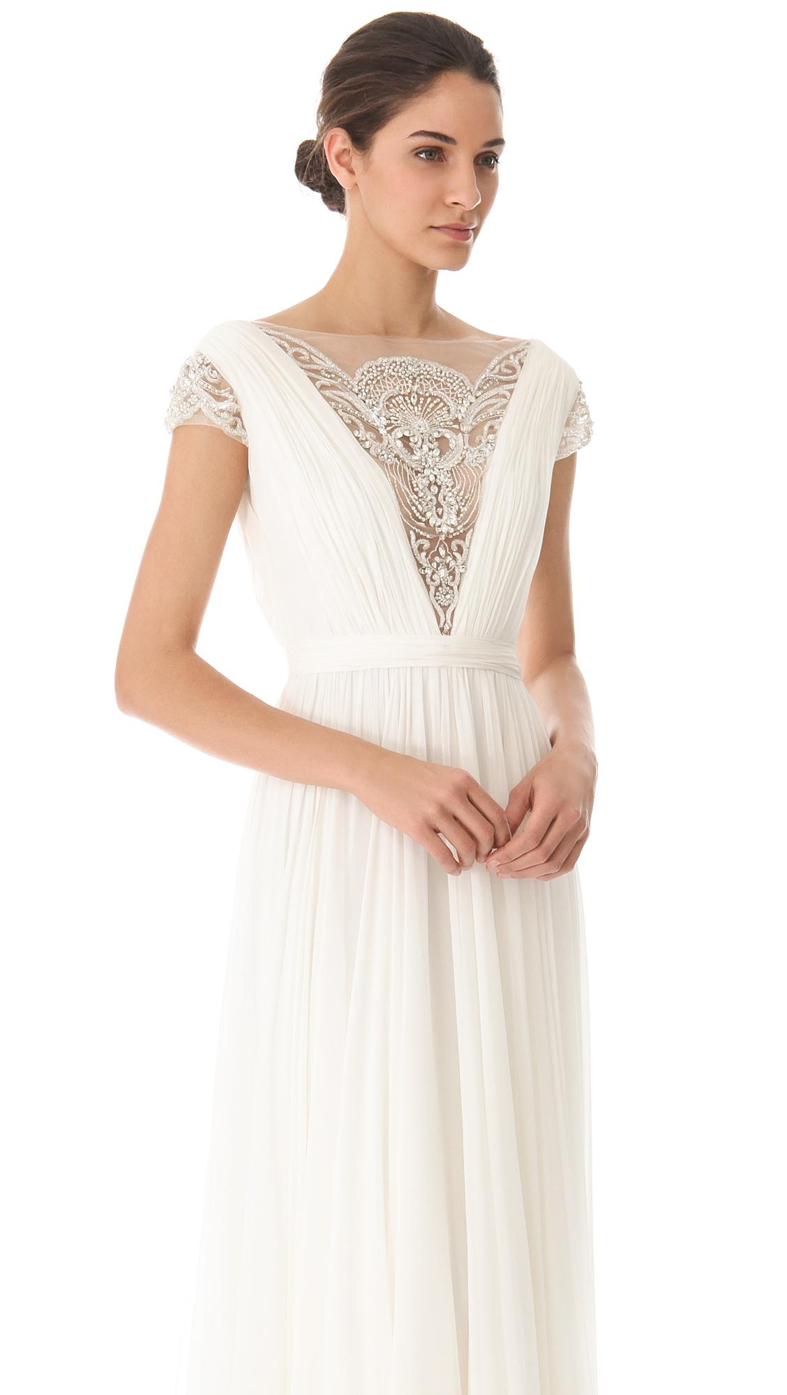 Reem Acra Goddess Gown | SHOPBOP