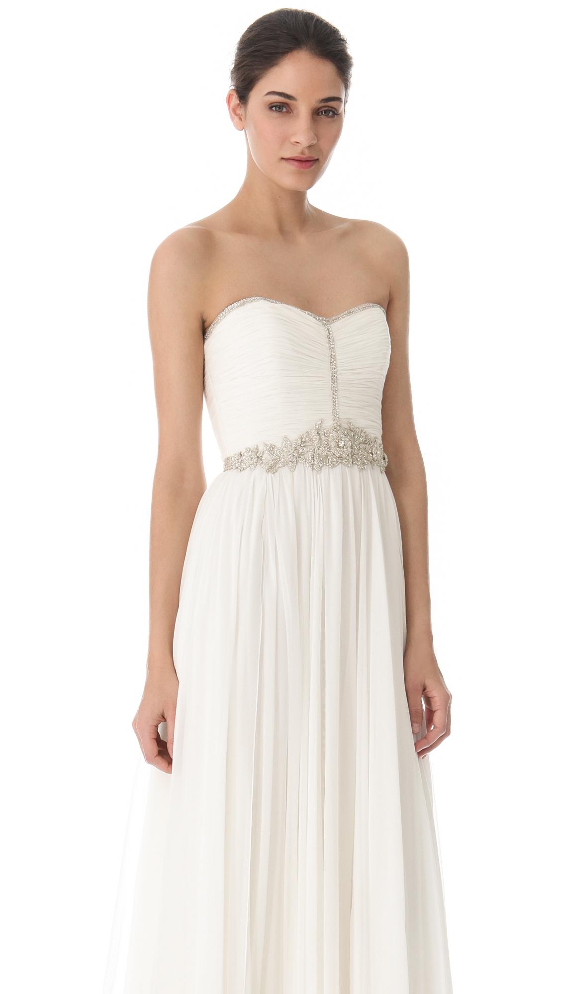 Reem Acra I\'m Ready Gown | SHOPBOP