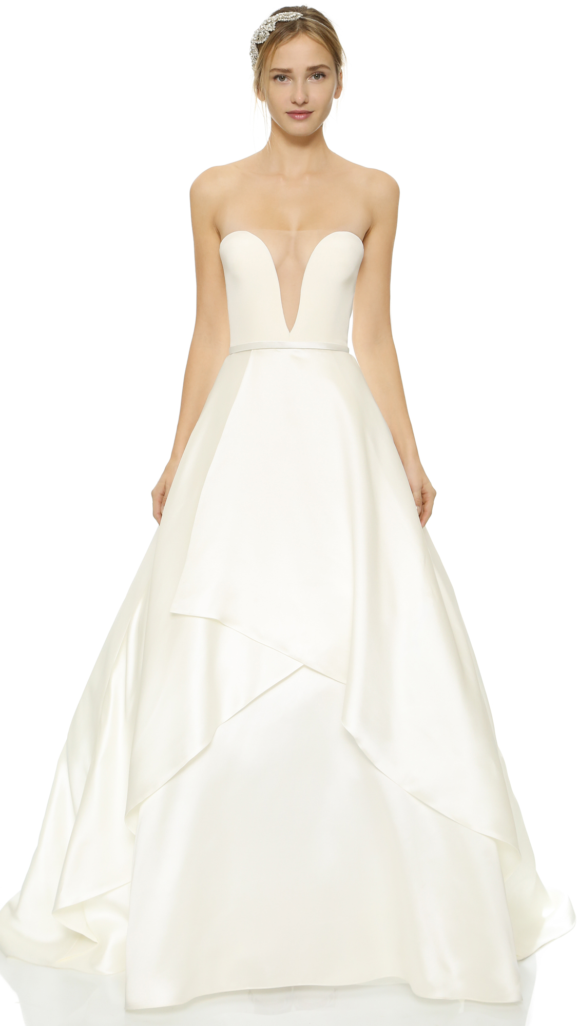 Reem Acra She\'s Forever Dress | SHOPBOP