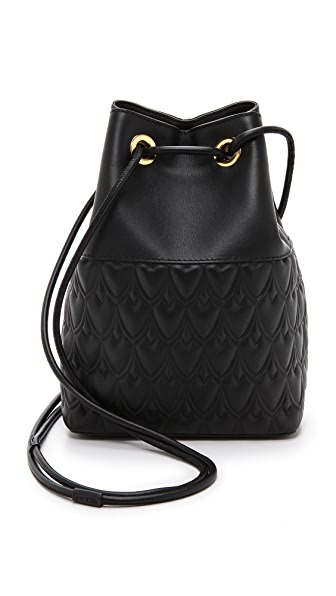 Reece Hudson Bowery Small Bucket Bag