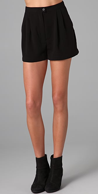 Reformation Trouser Shorts