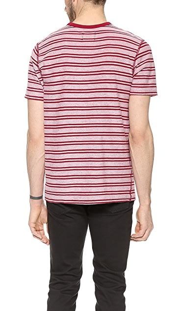 Reigning Champ Set In T-Shirt