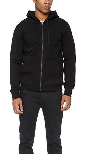 Reigning Champ Heavyweight Terry Hoodie | EAST DANE Use Code ...