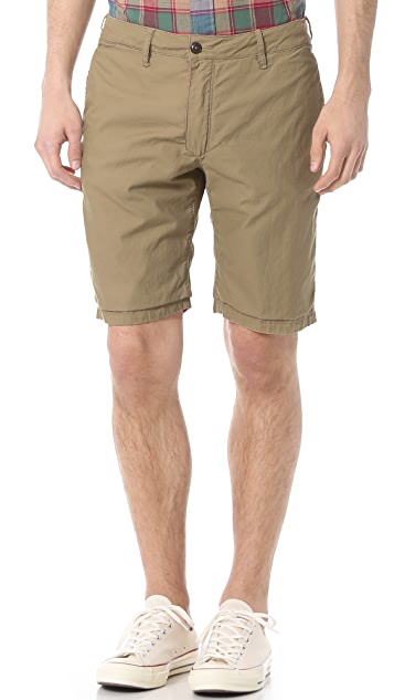 Relwen Reversible Scrub Shorts