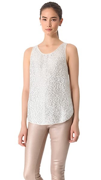 Renzo + Kai Sequined Tank
