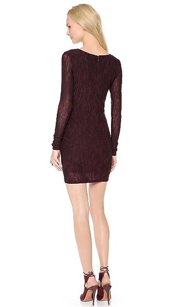 Renzo + Kai Embellished Dress