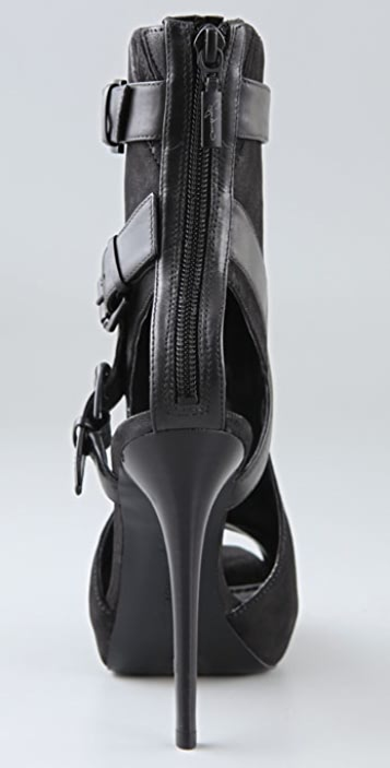 Report Signature Thompson Cutout Booties