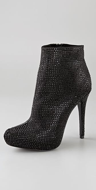 Report Signature Clarkson Crystal Platform Booties