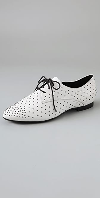 Report Signature Tyler Studded Oxford Flats