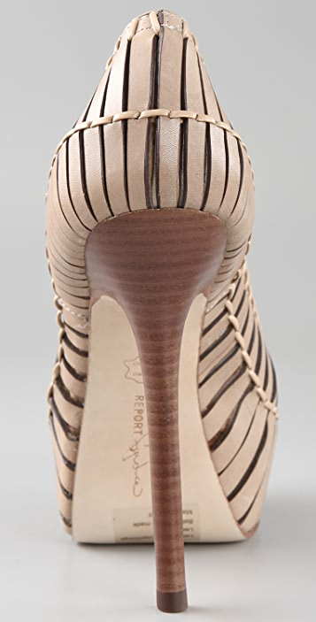 Report Signature Calyer Slatted Platform Pumps