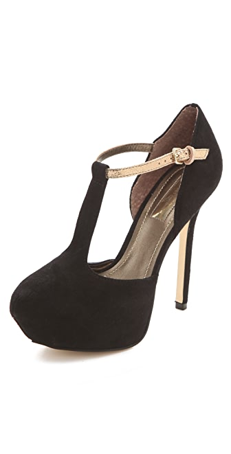Report Signature Ryerson T-Strap Pumps
