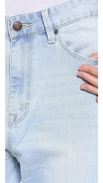 RES Denim Slacker Boyfriend Jeans