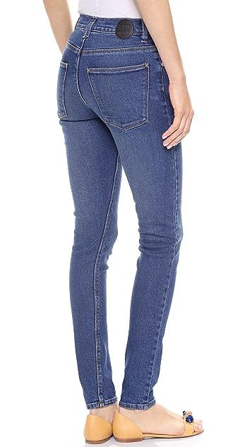 RES Denim Kitty Skinny Jeans