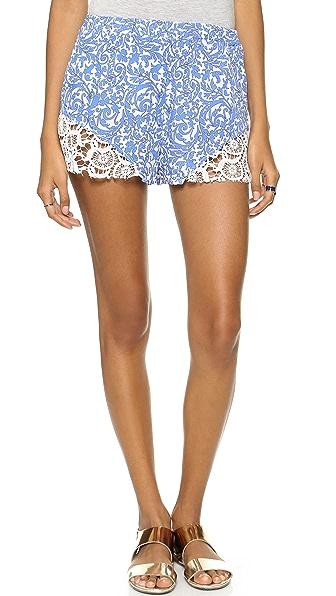 Reverse Flirty Shorts