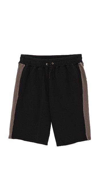 Robert Geller Seconds Sweat Shorts