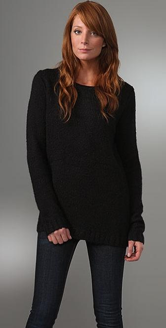 Rag & Bone/JEAN Winter Crew Neck Sweater