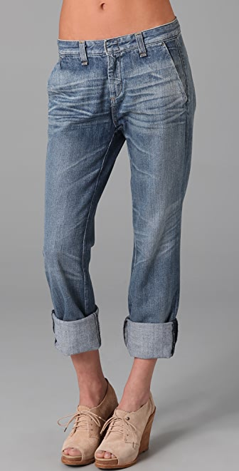 Rag & Bone/JEAN The Rose Bowl Trouser Jeans