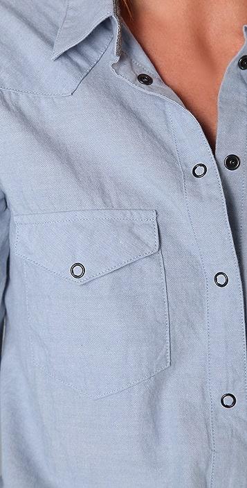 Rag & Bone/JEAN The Western Shirt