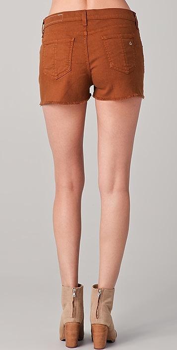 Rag & Bone/JEAN The Cutoff Shorts