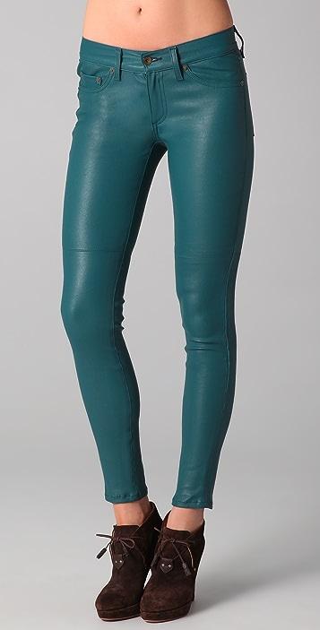 Rag & Bone/JEAN The Skinny Leather Pants