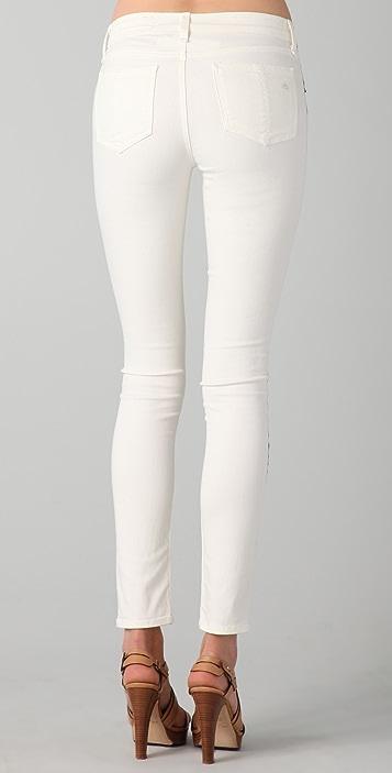 Rag & Bone/JEAN The Tuxedo Skinny Jeans