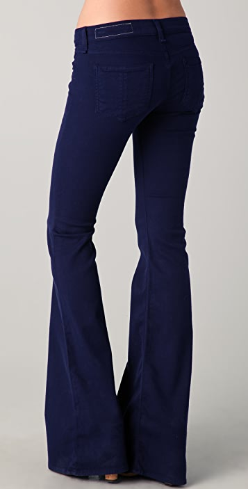 Rag & Bone/JEAN The Low Rise Flare Jeans
