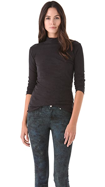 Rag & Bone/JEAN The Basic Jobs Turtleneck