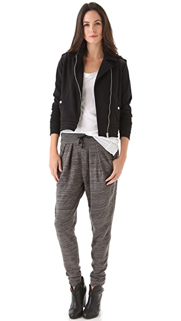 Rag & Bone/JEAN Terry Pleat Pants