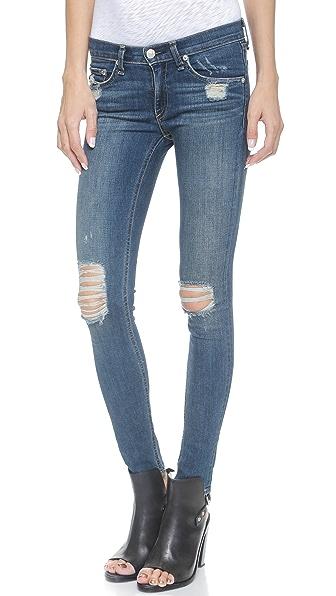 Rag & Bone/JEAN The Ripped Skinny Jeans