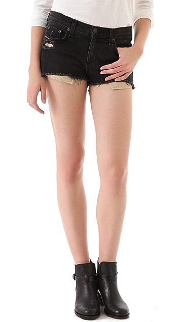 Rag & Bone/JEAN The Mila Shorts