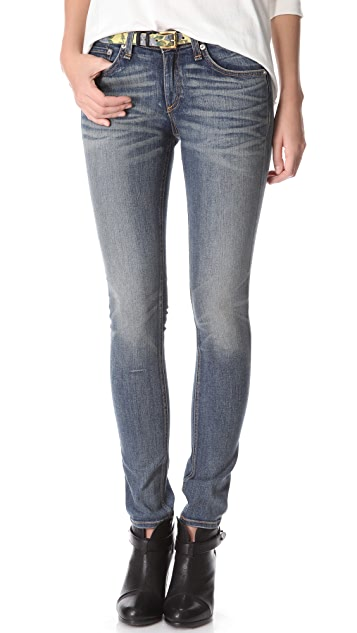 Rag & Bone/JEAN The Skinny Slim Jeans